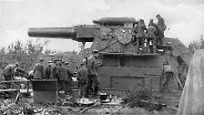 Es gibt durchaus ein paar frühe militärische Erfolge wie die Einnahme von Lüttich, Antwerpen und Brüssel. Und auch in Elsass-Lothringen können französische Vorstöße in Grenzkämpfen abgewehrt werden. Doch vorwärts geht es immer langsamer, die Offensive kommt bald zum Erliegen.