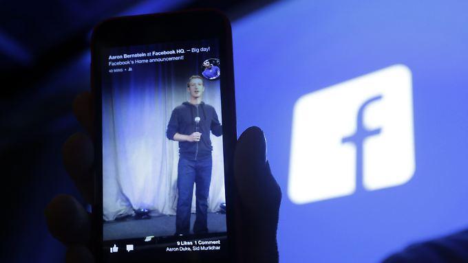 Rekordhoch und Kursfeuerwerk: Facebook macht seinen Anlegern Freude