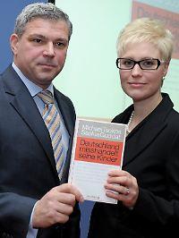 Tsokos und Guddat arbeiten gemeinsam am Institut für Rechtsmedizin der Berliner Charité.