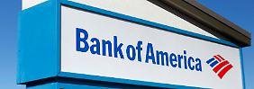 Hypothekenbetrug der BofA: USA verlangen Milliardenbetrag