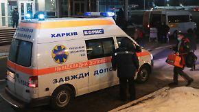 USA und EU wollen Ukraine helfen: Mutmaßliches Folteropfer darf ausreisen