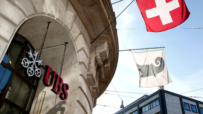UBS kaufte sich in den USA u.a. mit einer Lieferung von Kundendaten frei.