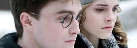 Kurzgeschichte veröffentlicht: Rowling lässt Harry Potter ergrauen