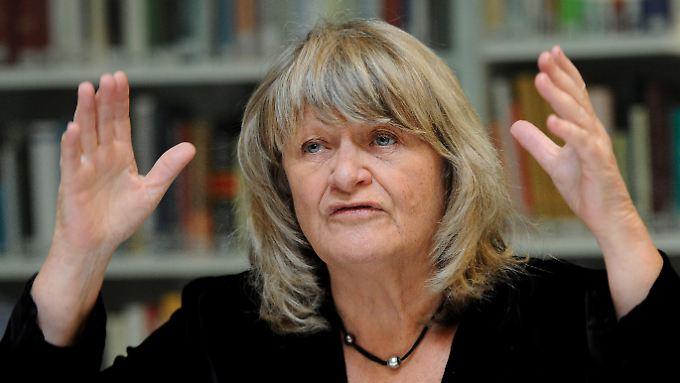 Hat jahrelang ein Schweizer Konto vor dem deutschen Fiskus verheimlicht: Alice Schwarzer.