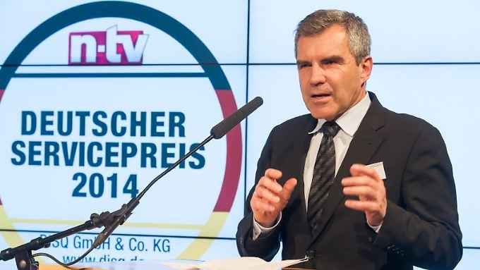 """n-tv Ratgeber: n-tv verleiht """"Deutschen Servicepreis 2014"""""""