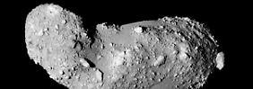 Kosmische Erdnuss mit Doppelstruktur: Forscher knacken Asteroiden