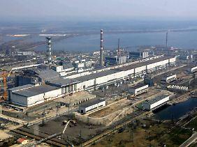 Der Kernreaktor in Tschernobyl. Das Erbe der Katastrophe von 1986 holt Russland ein.