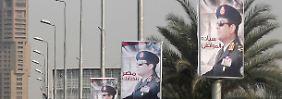 Ägyptens Militär sauer auf Bericht aus Kuwait: Zeitung plaudert Al-Sisis Kandidatur aus