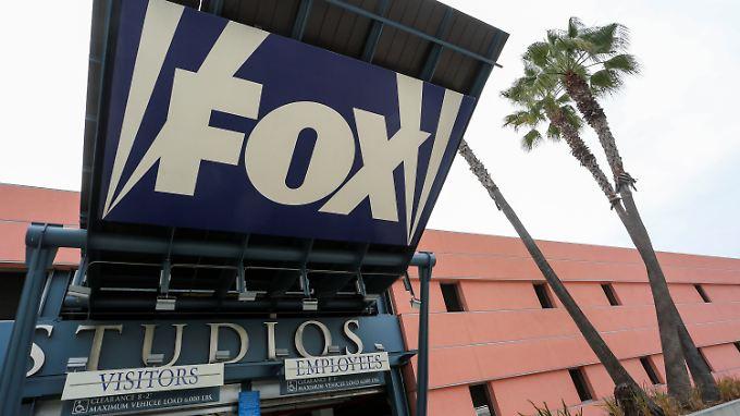 Die Fox Film Studios gehören zu 21st Century, dem abgespalteten Filmbereich von Rupert Murdochs News Corp.