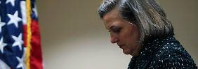 """Abgehört und vorgeführt: Nulands Diplomatie-Patzer: Macht Kiew Politik mit dem """"F-Wort""""?"""