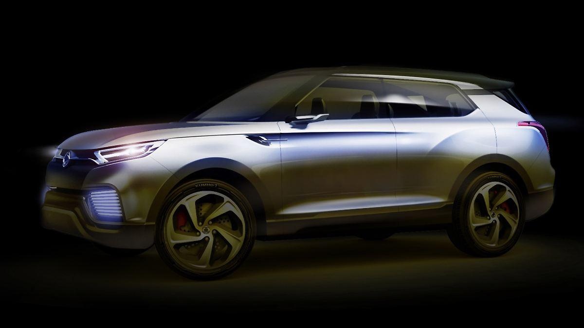 Hybrid-SUV mit innovativem Platzangebot