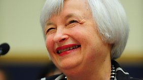 Antrittsrede vor US-Kongress: Yellen entzückt Anleger