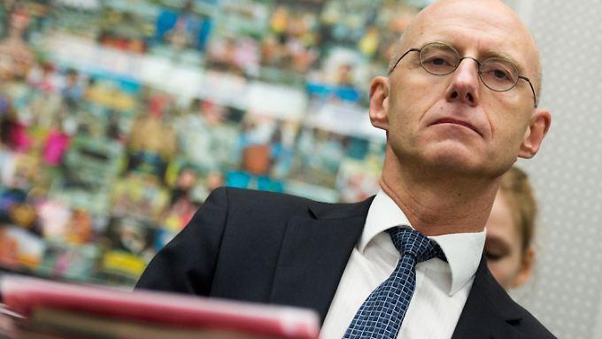 Jörg Fröhlich leitet die Ermittlungen im Fall Edathy.
