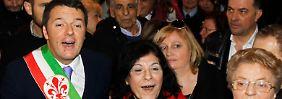 Mit Matteo Renzi sollen die Italiener wieder einen Politiker bekommen, der dem Typus Berlusconi stark ähnelt.