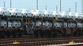 Zugpferd Deutschland: Wirtschaft in der Eurozone überrascht positiv