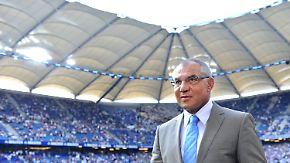 Letzte Chance für Marwijk: Magath wird den HSV nicht retten