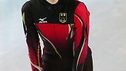 Shorttrackerin Anna Seidel schlug sich beim Olympia-Debüt respektabel.