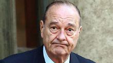 Gichtanfall soll Grund sein: Chirac muss kurzzeitig ins Krankenhaus