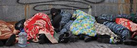 Not ist allgegenwärtig: Ukraine steht kurz vor der Pleite
