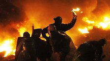 Scharfschützen, Geiseln und ein Meer von Blut: Die Schlacht um den Maidan