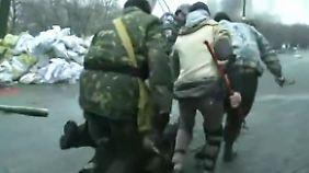Zahlreiche Tote bei Ausschreitungen: Kiew erlebt neue Welle der Gewalt
