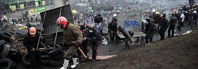 """Marieluise Beck aus Kiew: """"Die Wut auf dem Maidan steigt immer weiter"""""""