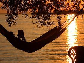 Stress kann man auch in einem Kurzurlaub abbauen.