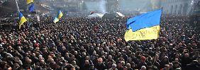 Möglicherweise ist die Krise in der Ukraine bereits beendet.