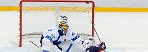 Im zweiten Drittel schoss Kane den Puck gegen den Pfosten (27.). Den USA misslang damit erneut der Versuch, erstmals seit 1972 in Sapporo eine olympische Eishockey-Medaille außerhalb Nordamerikas zu gewinnen.