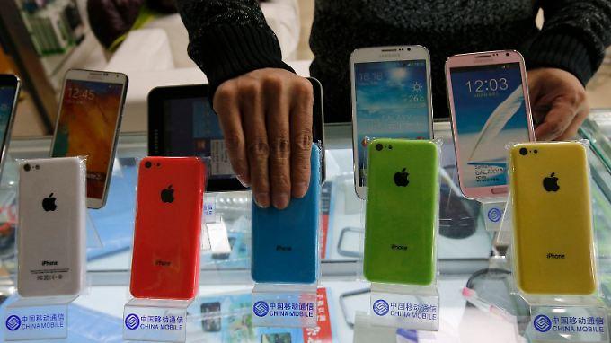 iPhones brauchen dringend ein Sicherheitsupdate.