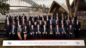 Schwellenländer im Fokus: G20 setzen sich ehrgeizige Wachstumsziele