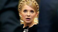 """Durchtriebene Oligarchin oder wahre Demokratin?: """"Gasprinzessin"""" Timoschenko ist zurück im Rampenlicht"""