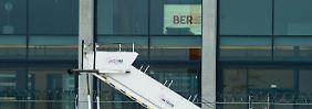 Flugverkehr am BER bleibt ein Wunschtraum.