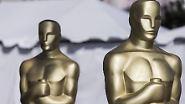 """""""Seid bitte nicht nervös!"""": Wer hat die größten Oscar-Chancen?"""