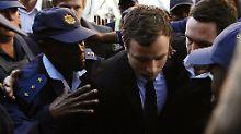 Die Staatsanwaltschaft hält ihn für schießwütig: Sportstar Oscar Pistorius.