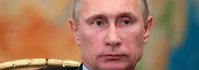 Erst marschieren, dann reden: So schuf Russland Fakten auf der Krim