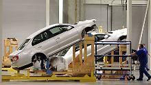 Russland wichtiger Wachstumsmarkt: Autoindustrie mahnt zu Besonnenheit