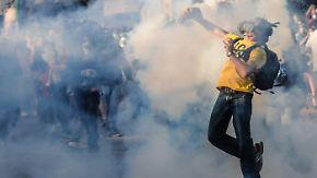 Tote bei massiven Protesten: Venezuela wird zum Pulverfass