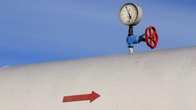 Von den 30 Prozent des EU-Gasbedarfs, die Russland decke, fließt zwei Drittel durch die Ukraine.