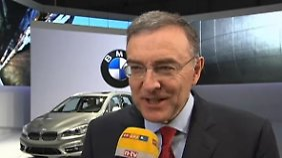 """BMW-Chef Reithofer im Interview: """"Umschwenken zum Wasserstoff-Antrieb?"""""""