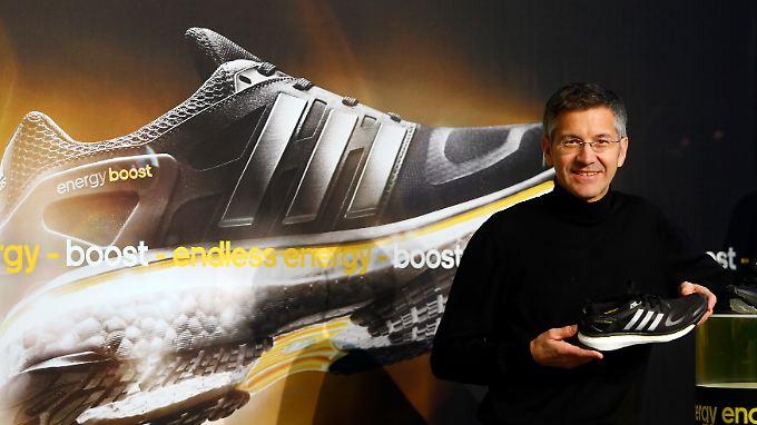 Herbert Hainer: Direkter Wechsel vom Vorstandschef in den Adidas-Aufsichtsrat?