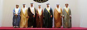 Unterstützung von Islamisten: Golfstaaten ziehen Botschafter aus Katar ab