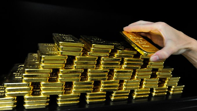 Gold ist wieder teurer.