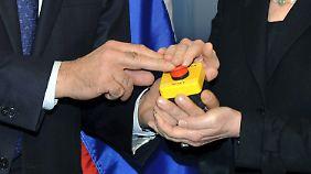 PR-Aktion ohne echten Wert: Die US-russischen Beziehungen haben sich verschlechtert.