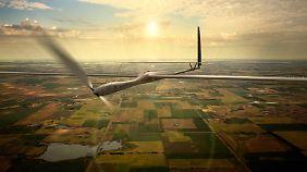 Internet für Entwicklungsländer: Facebook will Drohnenhersteller Titan Aerospace kaufen