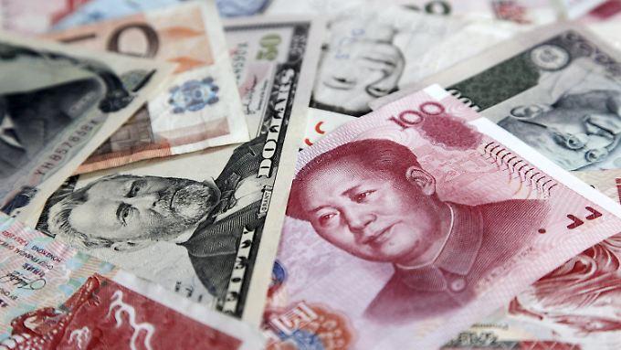 Gab es jahrelange Manipulationen von Devisenkursen? Die Großbanken räumen vorsichtshalber personell auf.