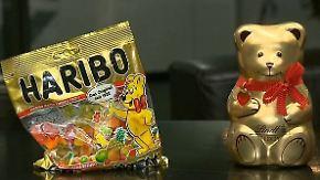 Haribo und Lindt vor Gericht: Goldbären-Streit geht in die nächste Runde