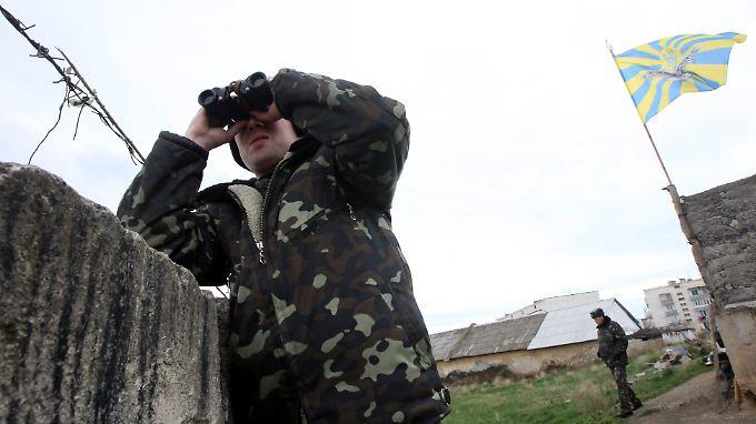 """Putin weicht keinen Schritt zurück: EU hält geplantes Krim-Referendum für """"unrechtmäßig"""""""