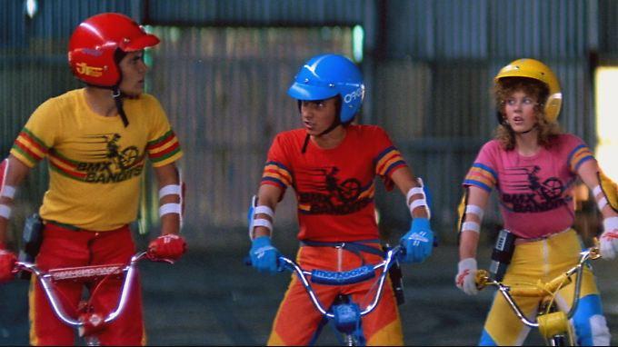 """""""Die BMX-Bande"""" machte den Sport selbst in der DDR populär."""