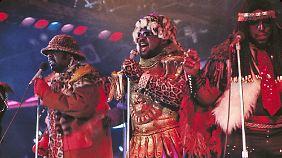 Afrika Bambaataa & the Soul Sonic Five gehören zu den Musiker-Legenden, die in dem Film mitspielen.